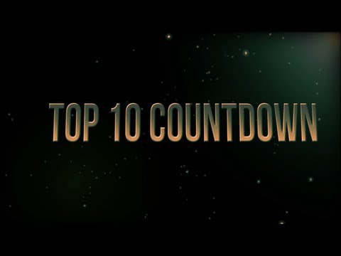 Free Top 10 Countdown Template/Download