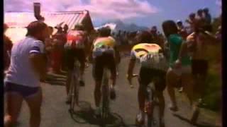 Col du Granon   Tour de France 1986 Stage 17