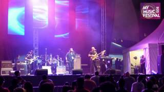 Union Band Live at My Music Festival 2015 Malaysia