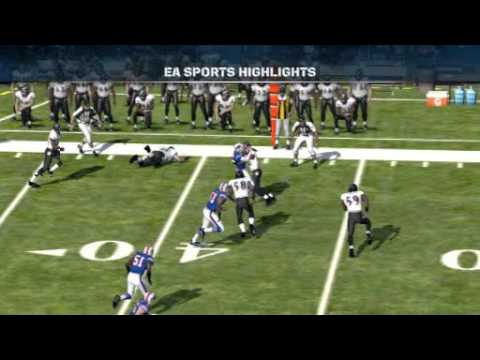 "Madden NFL 12 - ""The Moorman Special"""