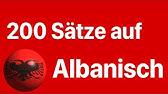 Albanisch Lernen Kostenloses Sprachkurs Video Youtube