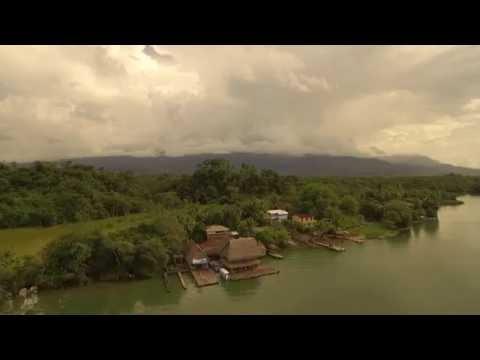 "BGT: ""Sweet River"" Rio Dulce, Guatemala"