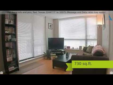 Priced at $369,900 - 404 813 AGNES STREET, New Westminster, BC V3M0A9