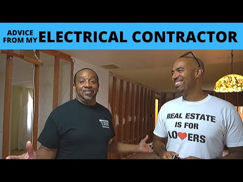 Advice From My Electrical Contractor