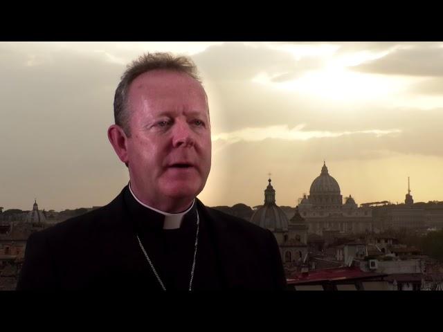 Archbishop Eamon Martin: Rosary For Ireland