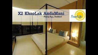 X2 Khao Lak Anda Mani Resort Phang Nga, Thailand - Villa ...