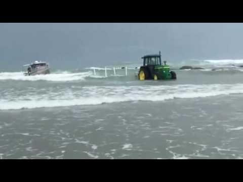 Jak wyciągać łódz