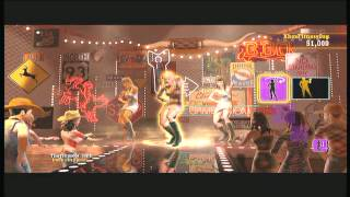Honkey Tonk Badonkadonk - Country Dance All Stars for Kinect - Xbox Fitness