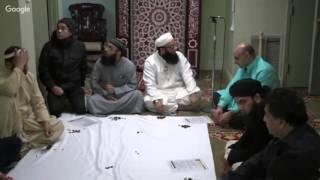LIVE: Majlis-e-Zikr - Khanqah Yusufia Chishtia Zakariya - New York 12th Mar 2016