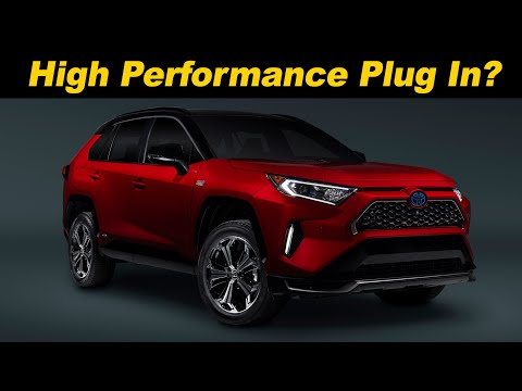 2021 Toyota RAV4 Prime - The RAV With A Plug