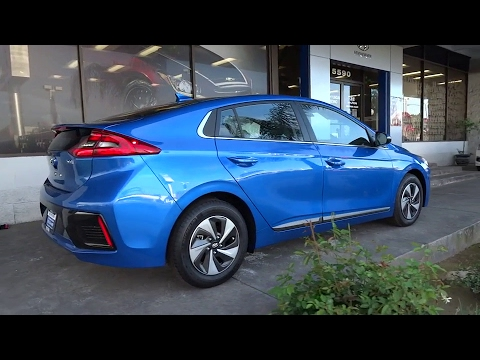 Lithia Hyundai Fresno >> 2017 HYUNDAI IONIQ HYBRID Fresno, Bakersfield, Modesto ...