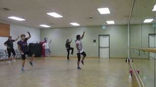 Warm up: Dance Again Zumba