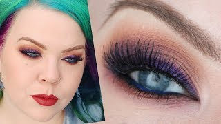 Hooded Eyeliner Makeup Tutorial   Makeup Geek & Makeup Atelier