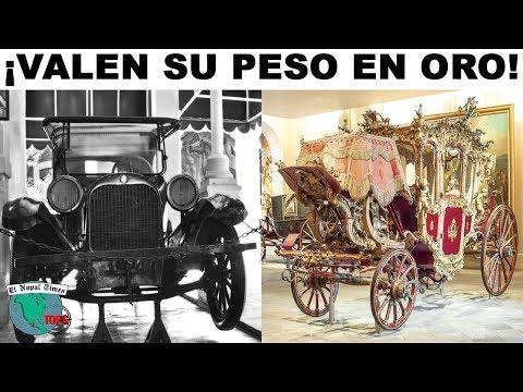 10 Reliquias históricas que se encuentran en México y todos debemos conocer