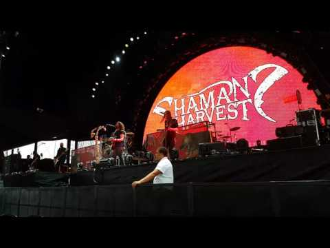 Shaman's Harvest - Dragonfly with Behind Blue Eyes intro
