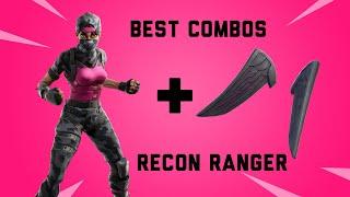 Best Combos for the Recon Ranger Skin Fortnite