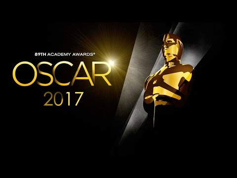 Academy Awards Oscar Nominations 2017 New Format p1