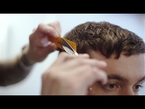 How to Spot a High-End Men's Haircut