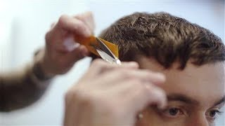 How to Spot a High-End Men's Haircut