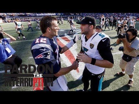 Will the Patriots beat the Jaguars? | Pardon The Interruption | ESPN