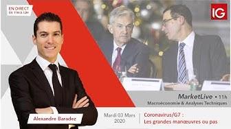 #MarketLive 11h - Mardi 03 Mars 2020