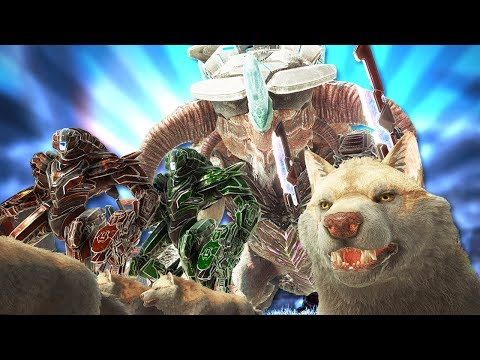 SENDING OUR BRAVE MEN OFF! | ARK Extinction #71 | Canada YES