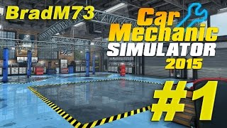 Car Mechanic Simulator 2015 - Episode 1