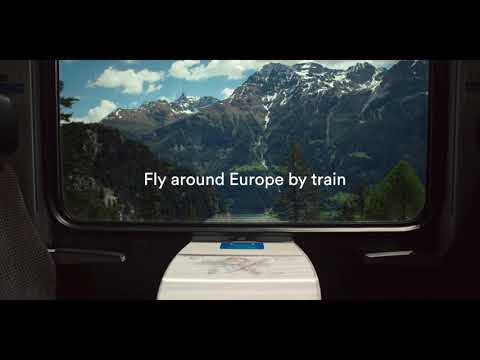 Travel Europe with Trainline