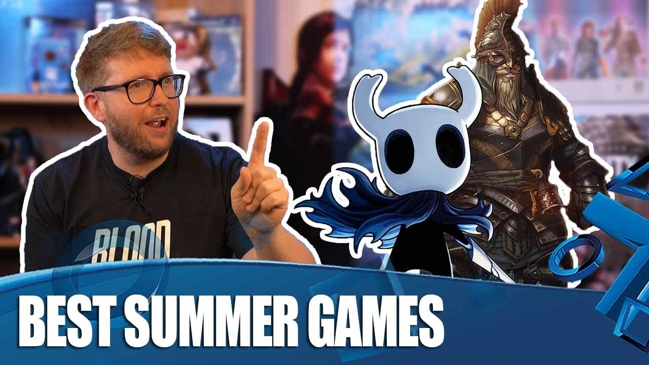 Videospiele, die perfekt für den Sommer sind + video