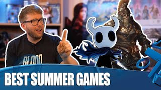 Videogames That Are Perfect For The Summer
