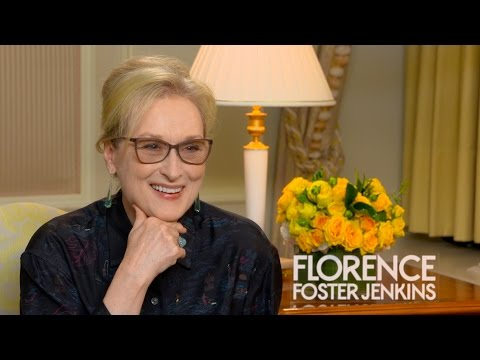 Meryl Streep Talks About Her Role in 'Florence Foster Jenkins' streaming vf