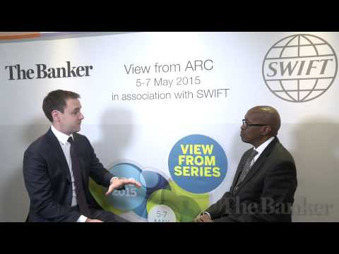 Tim Masela, head, National Payment System, South African Reserve Bank - View from ARC 2015