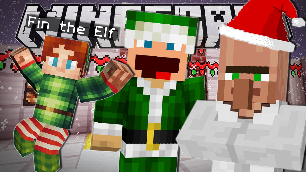 DR TRAYAURUS' CHRISTMAS COUNTDOWN | Minecraft [Day One - 2014 ...