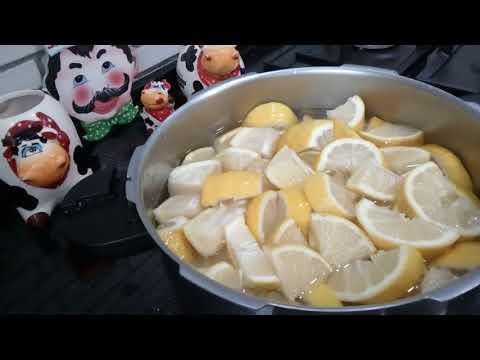 طريقة تحضير عصير الليمون الحامض بكمية كبيرة(ليموناضة)