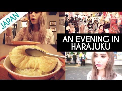 HARAJUKU GIRLS | AN EVENING IN HARAJUKU