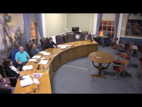 City of Plattsburgh, NY Meeting (2)  10-15-18