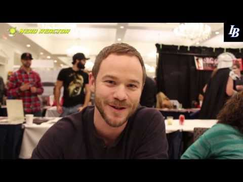 An Interview with Aaron Ashmore at Super Mega Fest 2013