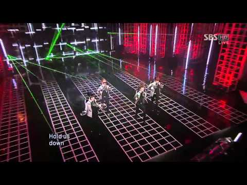 2NE1   Can't Nobody Oct 03,10 Inkigayo