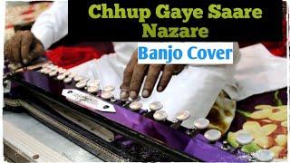 Chhup Gaye Saare Nazare Banjo Cover Ustad Yusuf Darbar