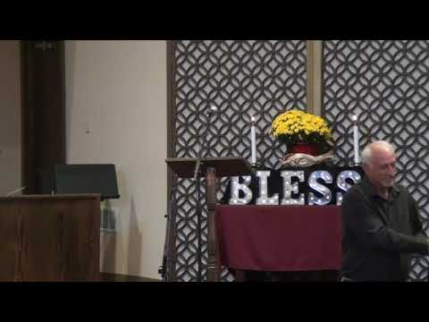 Video for What Matters Most?  Pastor Geoff Davis