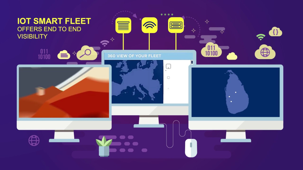 Dialog Smart Fleet For Your Business