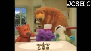bear and the big blue ghosts