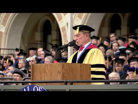 Bloomberg's message to Rice graduates: 'Honesty matters'