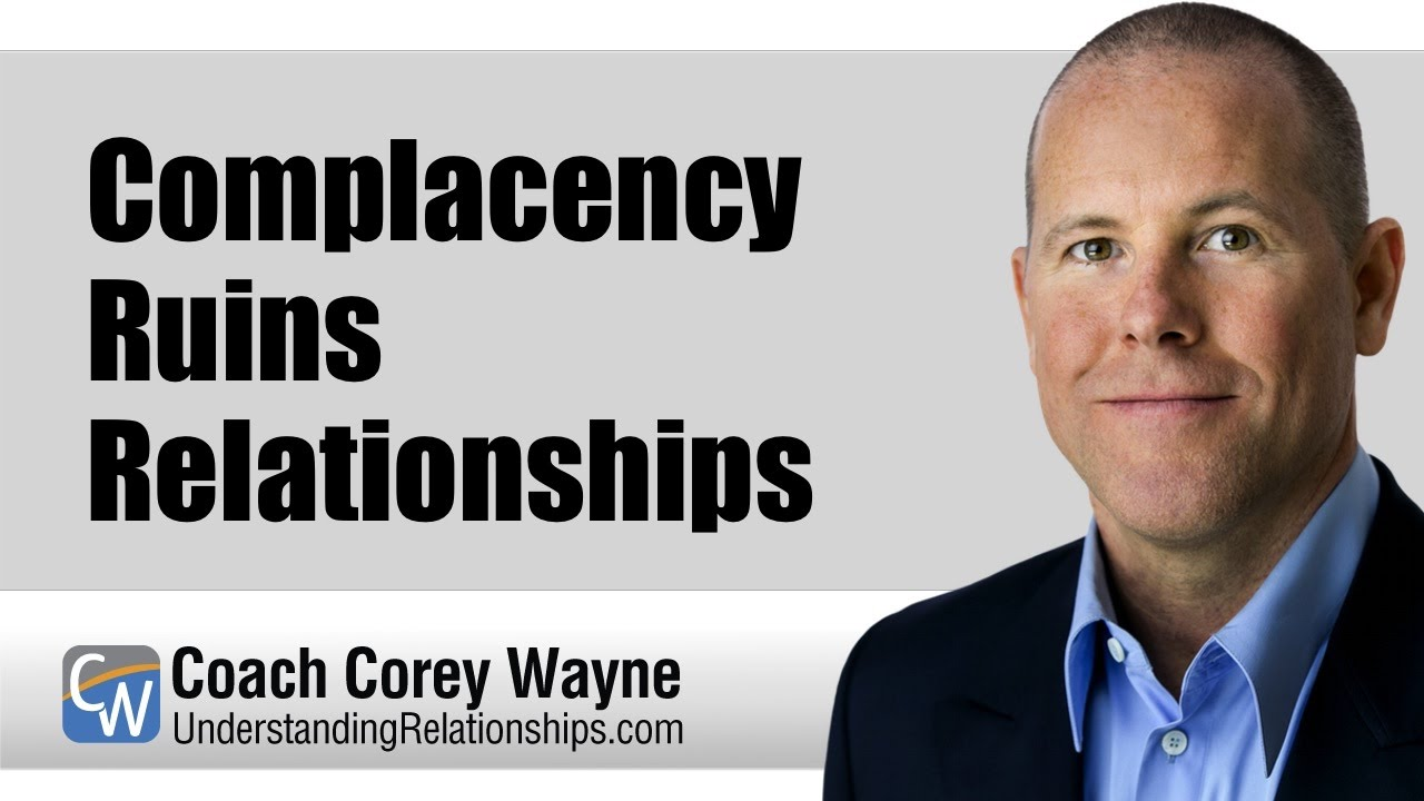 how to not get complacent in a relationship