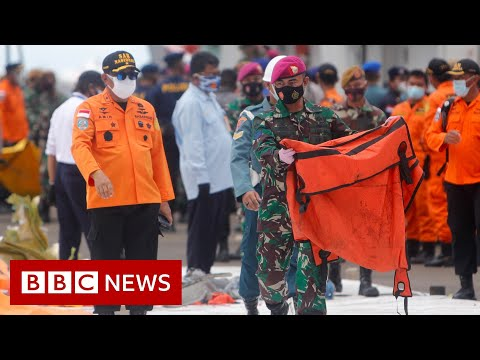 Sriwijaya Air crash: Indonesia's black box locator damaged - BBC News