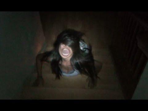 extremely scary haunted house   youtube