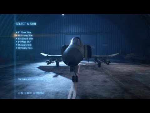 Ace Combat 7 Digital Deluxe Items Updated Version