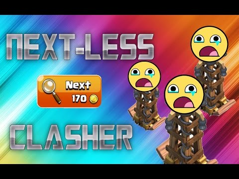 NEXT-LESS CLASHER