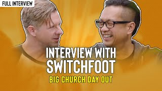 Interview With Switchfoot @ Big Church Day Out 2017 in 4K