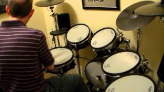 Mississippi Queen - Mountain - Drum Cover by Keith B.